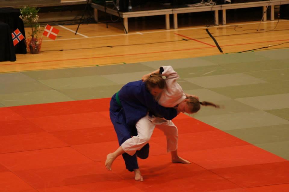 kamp regler for judo